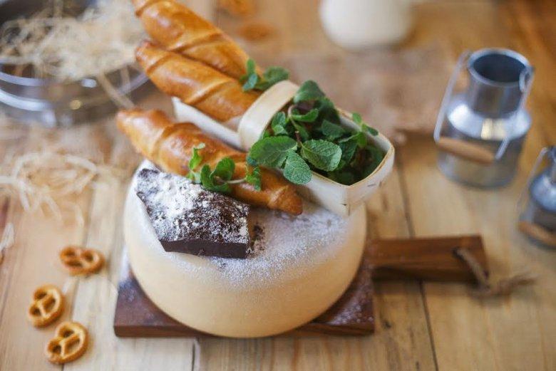Новые пироги в кафе «Пироги Вино и Гусь»