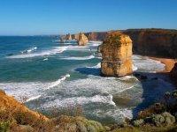 Отдых в Австралии: 12 апостолов в Порт-Кемпбелл