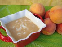 Персиковый «суп»