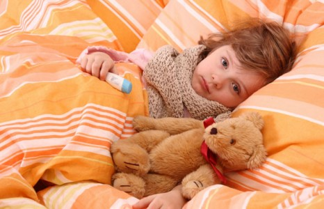Простуда у ребенка: вкусные лекарства
