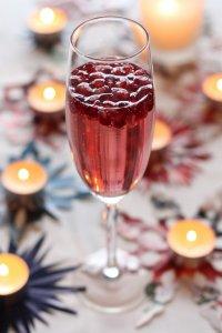 Гранатовое шампанское