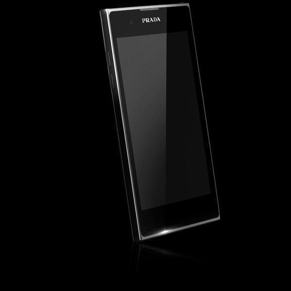 Prada и LG представляют новый смартфон