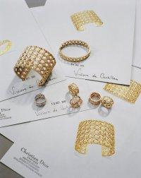 Коллекция украшений от Dior