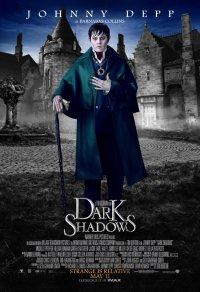 «Мрачные тени»: постеры в стиле олдскул