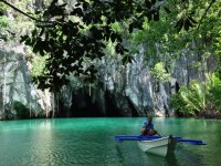 Красивое место на Филиппинах