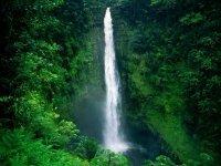 Водопад Акака, Гавайи