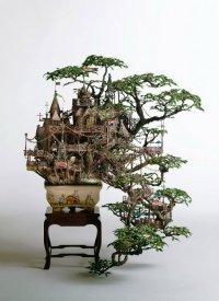 Скульптуры Таканори Аиба