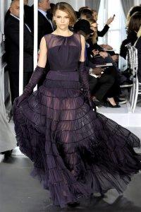 Коллекция Высокой моды от Christian Dior