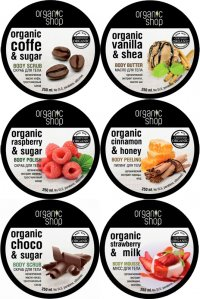 Средства для тела Organic Shop