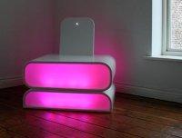 Инопланетный стул от Aether and Hemera