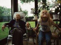 Внуки и бабушки
