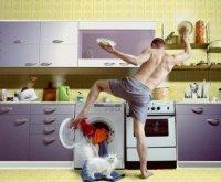 Что делать, если ваш муж ходит по квартире в трусах