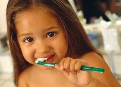 Гигиена полости рта ребенка