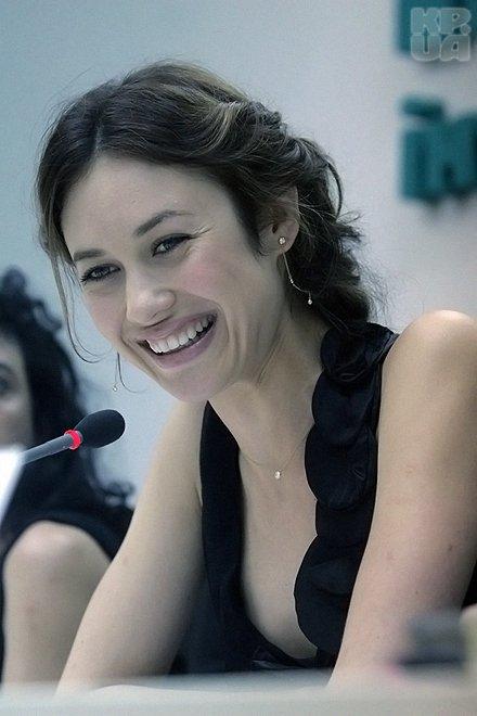 Ольга Куриленко - девушка агента 007 могла остаться без агента