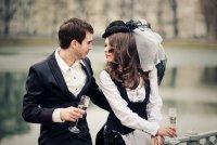 Свадьба в стиле декаданс