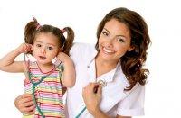 Почему ребенок боится врачей?