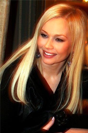 Елена Корикова - самая красивая блондинка России