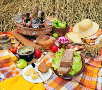 5 новых блюд для пикника