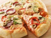 Сосиски в пицце, вместо хрустящей корочки