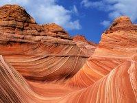 Склон Койот Бют, штат Аризона, США