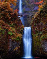 Малтнома Фолс, штат Орегон, США