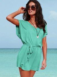 Короткое пляжное платье с поясом из коллекции Forever Sexy от Victoria's Secret
