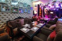 Караоке-бар «Лепс» и «рюмка водки на столе»