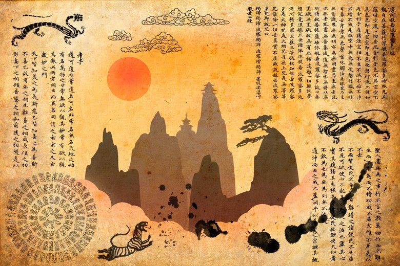 Открытка с днем китайского языка, поздравления марта котами