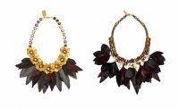 Ожерелье с этническими элементами