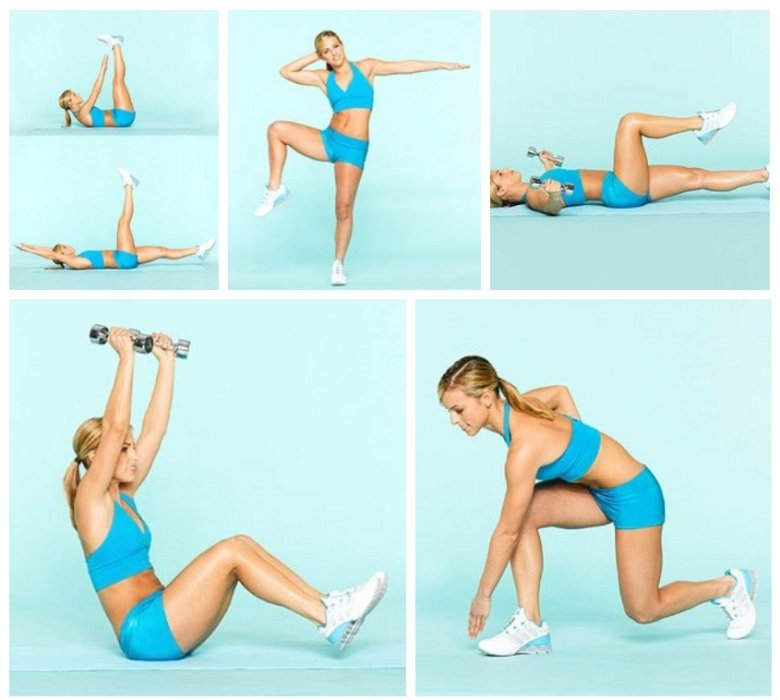 Как заниматься чтобы похудеть быстро