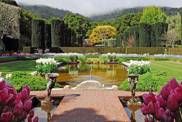 Сады Филоли - цветочная сказка