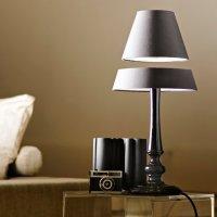 Левитирующая настольная лампа? Это реально!