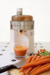 Морковный сок - король овощных соков