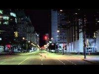 Nissan LEAF. Реклама с белым мишкой.