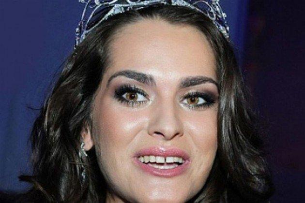 Украинка Олеся Стефанко заняла второе место в конкурсе красоты Мисс Вселенная