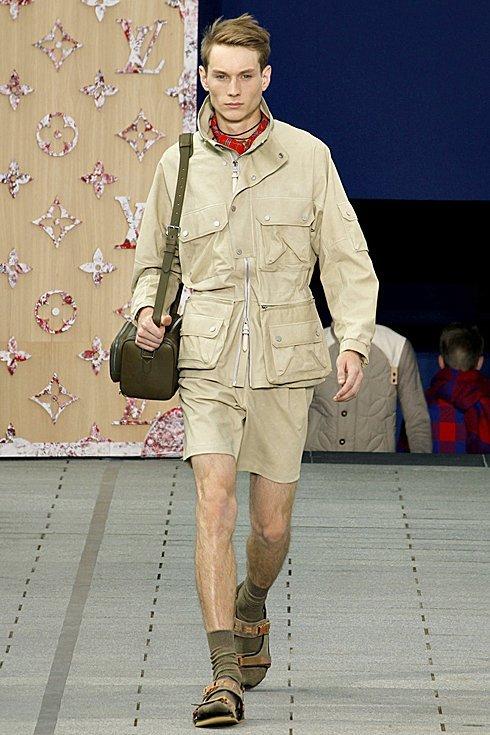 Модный мужской пиджак. Весна-лето 2012