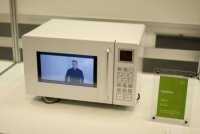 Castoven - микроволновая печь со встроенным YouTube!