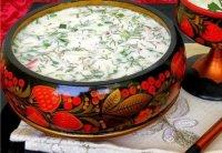Окрошка - царское первое блюдо лета