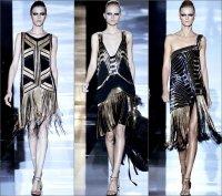 Модный тренд 2012: наряды в стиле джаз
