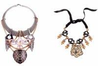 Ожерелья с этническими мотивами