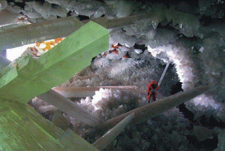 Хрустальная пещера