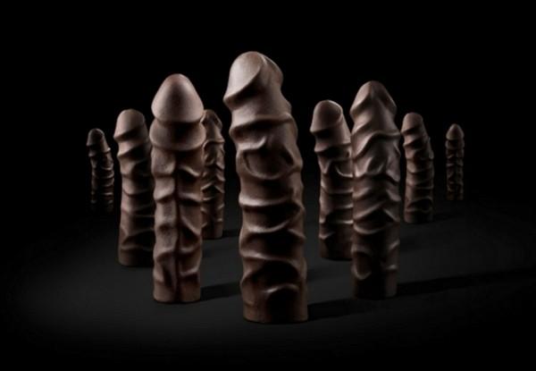 Эротический шоколад от Майкла Лалина