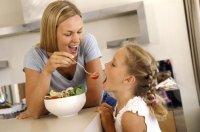 Ранние овощи в рационе ребенка