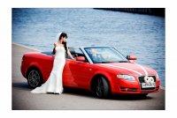 Свадебный транспорт: на чем отправиться под венец?