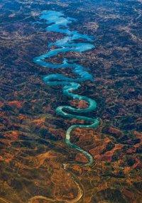 Голубой дракон реки Оделейте
