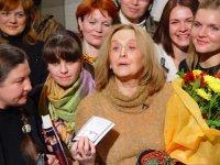Маргарита Терехова живет в нищете и спивается