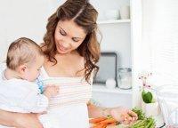 Питание кормящей матери. Первый месяц