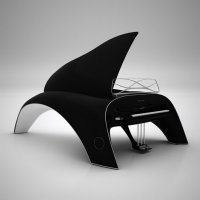 Рояль-кит от Robert Majkut