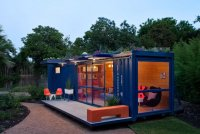 Гостевой дом в контейнере