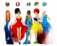 Конкурс красоты среди браузеров